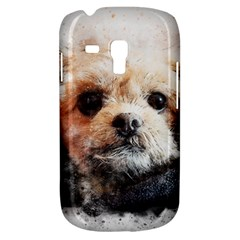 Dog Animal Pet Art Abstract Galaxy S3 Mini