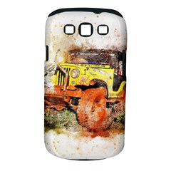 Car Old Car Fart Abstract Samsung Galaxy S Iii Classic Hardshell Case (pc+silicone)