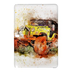 Car Old Car Fart Abstract Samsung Galaxy Tab Pro 10 1 Hardshell Case