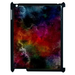 Abstract Picture Pattern Galaxy Apple Ipad 2 Case (black)