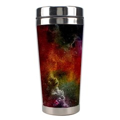 Abstract Picture Pattern Galaxy Stainless Steel Travel Tumblers