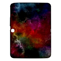 Abstract Picture Pattern Galaxy Samsung Galaxy Tab 3 (10 1 ) P5200 Hardshell Case