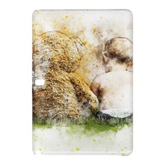 Bear Baby Sitting Art Abstract Samsung Galaxy Tab Pro 12 2 Hardshell Case