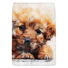 Dog Puppy Animal Art Abstract Flap Covers (s)