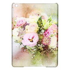 Flowers Bouquet Art Abstract Ipad Air Hardshell Cases