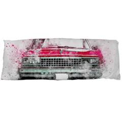 Car Old Car Art Abstract Body Pillow Case (dakimakura)
