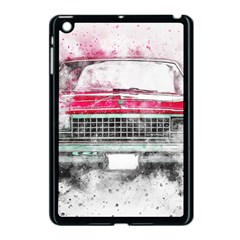 Car Old Car Art Abstract Apple Ipad Mini Case (black)