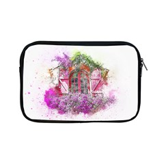 Window Flowers Nature Art Abstract Apple Ipad Mini Zipper Cases