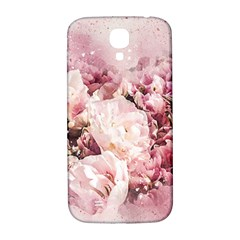 Flowers Bouquet Art Abstract Samsung Galaxy S4 I9500/i9505  Hardshell Back Case