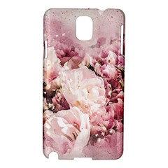 Flowers Bouquet Art Abstract Samsung Galaxy Note 3 N9005 Hardshell Case