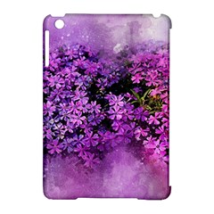 Flowers Spring Art Abstract Nature Apple Ipad Mini Hardshell Case (compatible With Smart Cover)