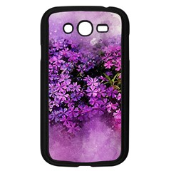 Flowers Spring Art Abstract Nature Samsung Galaxy Grand Duos I9082 Case (black)
