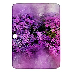 Flowers Spring Art Abstract Nature Samsung Galaxy Tab 3 (10 1 ) P5200 Hardshell Case