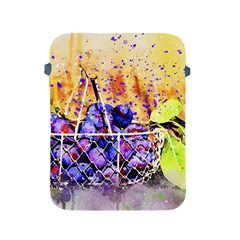 Fruit Plums Art Abstract Nature Apple Ipad 2/3/4 Protective Soft Cases