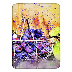 Fruit Plums Art Abstract Nature Samsung Galaxy Tab 3 (10 1 ) P5200 Hardshell Case