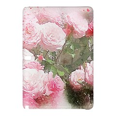 Flowers Roses Art Abstract Nature Samsung Galaxy Tab Pro 10 1 Hardshell Case