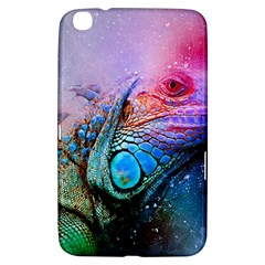 Lizard Reptile Art Abstract Animal Samsung Galaxy Tab 3 (8 ) T3100 Hardshell Case
