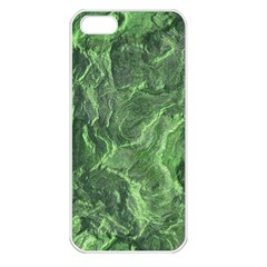 Geological Surface Background Apple Iphone 5 Seamless Case (white)