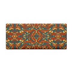 Multicolored Abstract Ornate Pattern Cosmetic Storage Cases