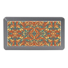 Multicolored Abstract Ornate Pattern Memory Card Reader (mini)