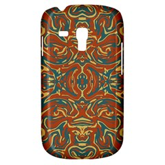 Multicolored Abstract Ornate Pattern Galaxy S3 Mini