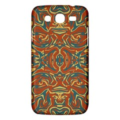 Multicolored Abstract Ornate Pattern Samsung Galaxy Mega 5 8 I9152 Hardshell Case
