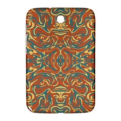 Multicolored Abstract Ornate Pattern Samsung Galaxy Note 8 0 N5100 Hardshell Case