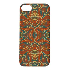 Multicolored Abstract Ornate Pattern Apple Iphone 5s/ Se Hardshell Case