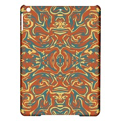 Multicolored Abstract Ornate Pattern Ipad Air Hardshell Cases