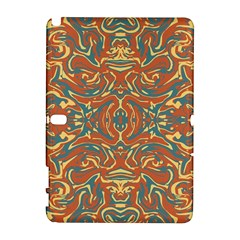 Multicolored Abstract Ornate Pattern Galaxy Note 1