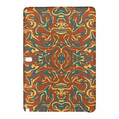 Multicolored Abstract Ornate Pattern Samsung Galaxy Tab Pro 10 1 Hardshell Case