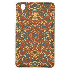 Multicolored Abstract Ornate Pattern Samsung Galaxy Tab Pro 8 4 Hardshell Case