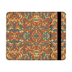 Multicolored Abstract Ornate Pattern Samsung Galaxy Tab Pro 8 4  Flip Case