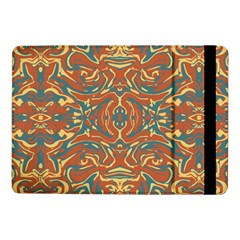 Multicolored Abstract Ornate Pattern Samsung Galaxy Tab Pro 10 1  Flip Case