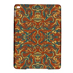 Multicolored Abstract Ornate Pattern Ipad Air 2 Hardshell Cases