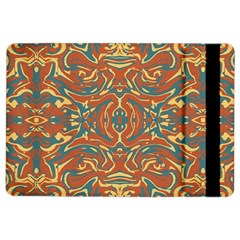 Multicolored Abstract Ornate Pattern Ipad Air 2 Flip