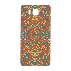 Multicolored Abstract Ornate Pattern Samsung Galaxy Alpha Hardshell Back Case