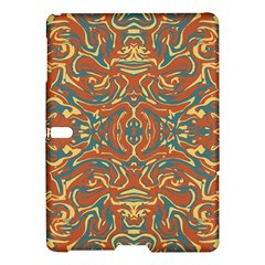Multicolored Abstract Ornate Pattern Samsung Galaxy Tab S (10 5 ) Hardshell Case