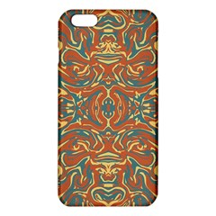 Multicolored Abstract Ornate Pattern Iphone 6 Plus/6s Plus Tpu Case
