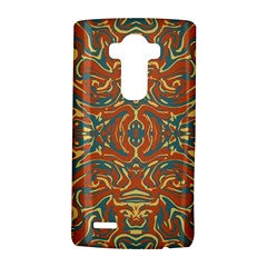 Multicolored Abstract Ornate Pattern Lg G4 Hardshell Case
