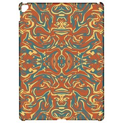 Multicolored Abstract Ornate Pattern Apple Ipad Pro 12 9   Hardshell Case