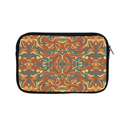 Multicolored Abstract Ornate Pattern Apple Macbook Pro 13  Zipper Case