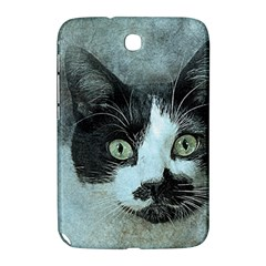 Cat Pet Art Abstract Vintage Samsung Galaxy Note 8 0 N5100 Hardshell Case