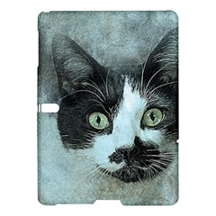 Cat Pet Art Abstract Vintage Samsung Galaxy Tab S (10 5 ) Hardshell Case
