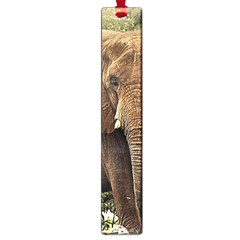 Elephant Animal Art Abstract Large Book Marks
