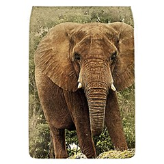 Elephant Animal Art Abstract Flap Covers (l)