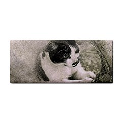 Cat Pet Art Abstract Vintage Cosmetic Storage Cases