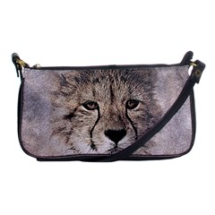 Leopard Art Abstract Vintage Baby Shoulder Clutch Bags