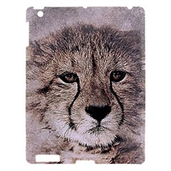 Leopard Art Abstract Vintage Baby Apple Ipad 3/4 Hardshell Case