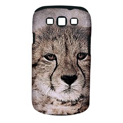 Leopard Art Abstract Vintage Baby Samsung Galaxy S Iii Classic Hardshell Case (pc+silicone)